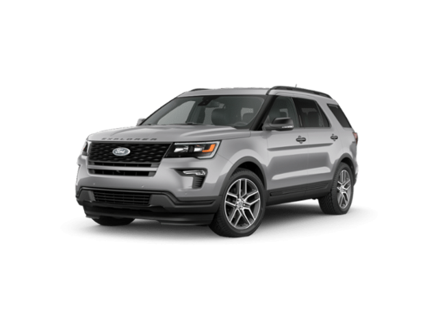 New 2019 Ford Explorer Sport SUV for sale in Jersey City